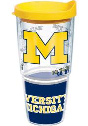 Michigan Wolverines 24 oz Wrap Tumbler