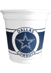 Dallas Cowboys Game Day Mini 3oz Disposable Cups