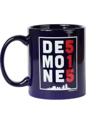 Des Moines 515.0 Mug