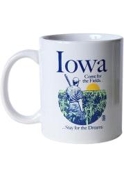 Iowa Come For The Fields Mug