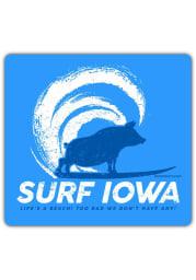 Iowa Surf Iowa Stickers