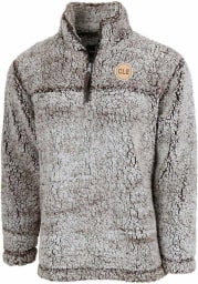 Cleveland Womens CLE Circle 1/4 Zip Pullover