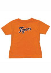 Detroit Tigers Infant Infant Jersey Logo Short Sleeve T-Shirt Orange