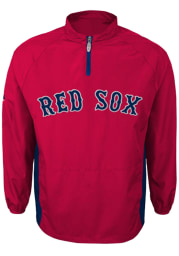 Boston Red Sox Youth Red Triple Peak Light Weight Jacket