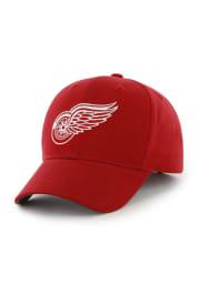 47 Detroit Red Wings Red Basic MVP Adjustable Toddler Hat