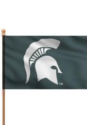 Michigan State Spartans 3x5 Silk Screen Sleeve