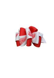 Detroit Red Wings Mary Loop Kids Hair Barrette