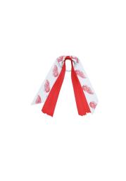 Detroit Red Wings Pony Streamer Kids Hair Ribbons