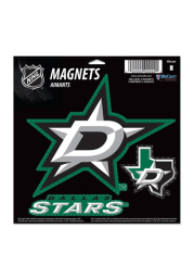 Dallas Stars 11x11 Multi Pack Magnet