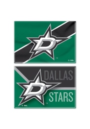 Dallas Stars 2 Pack Magnet