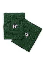 Dallas Stars 2pk Mens Wristband