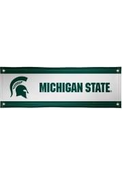 Michigan State Spartans 2x6 Vinyl Banner