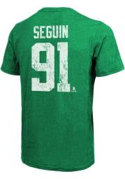 Tyler Seguin Dallas Stars Kelly Green Primary Player Short Sleeve Fashion Player T Shirt