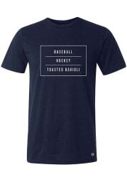 Arch Apparel St Louis Navy Blue Favs Short Sleeve T Shirt