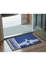 Dallas Cowboys 19x30 Starter Interior Rug