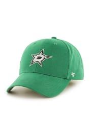 Dallas Stars Green Basic MVP Youth Adjustable Hat