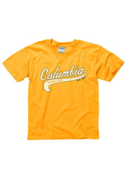 Columbia Youth Gold City Tailsweep Short Sleeve T Shirt