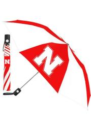 Nebraska Cornhuskers Auto Fold Umbrella