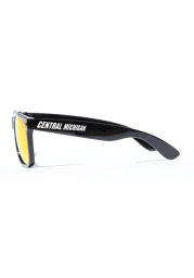 Central Michigan Chippewas Team Color Mens Sunglasses