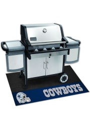 Dallas Cowboys 26x42 BBQ Grill Mat