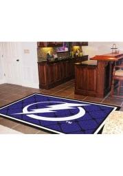 Tampa Bay Lightning Team Logo Interior Rug