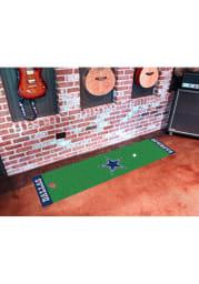 Dallas Cowboys 18x72 Putting Green Runner Interior Rug