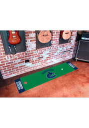 Vancouver Canucks 18x72 Putting Green Runner Interior Rug
