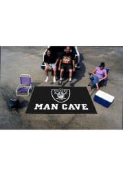 Las Vegas Raiders 60x96 Ultimat Outdoor Mat