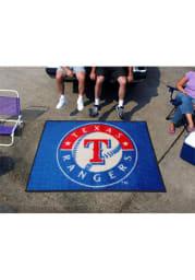 Texas Rangers 60x72 Tailgater BBQ Grill Mat