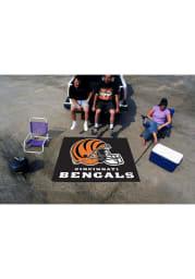 Cincinnati Bengals 60x70 Tailgater BBQ Grill Mat