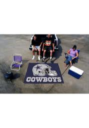 Dallas Cowboys 60x70 Tailgater BBQ Grill Mat