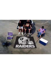 Las Vegas Raiders 60x70 Tailgater BBQ Grill Mat