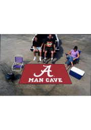 Alabama Crimson Tide 60x96 Ultimat Interior Rug