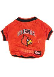 Louisville Cardinals Football Pet Jersey