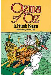 Wizard of Oz Ozma of Oz Children's Book