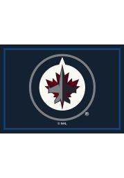 Winnipeg Jets 4X6 Spirit Interior Rug