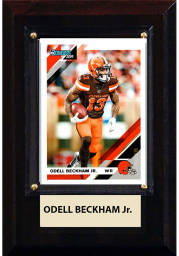 Odell Beckham Jr Cleveland Browns Odell Beckham Jr. 4x6 Player Plaque