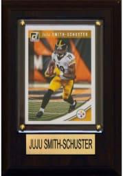 JuJu Smith-Schuster Pittsburgh Steelers Juju Smith-Schuster 4x6 Player Plaque