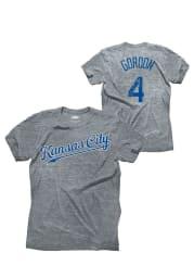 Alex Gordon Kansas City Royals Gray Gordon Player Tee Fashion Player Tee