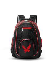 Eastern Washington Eagles Black 19 Laptop Red Trim Backpack
