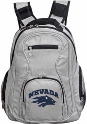Nevada Wolf Pack Grey 19 Laptop Backpack