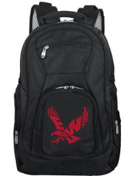 Eastern Washington Eagles Black 19 Laptop Backpack