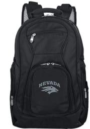 Nevada Wolf Pack Black 19 Laptop Backpack