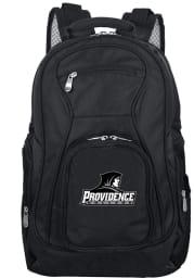 Providence Friars Black 19 Laptop Backpack