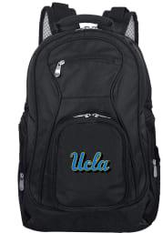 UCLA Bruins Black 19 Laptop Backpack