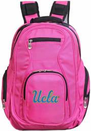 UCLA Bruins Pink 19 Laptop Backpack