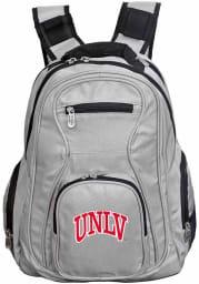 UNLV Runnin Rebels Grey 19 Laptop Backpack