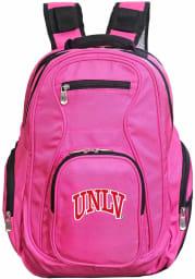 UNLV Runnin Rebels Pink 19 Laptop Backpack