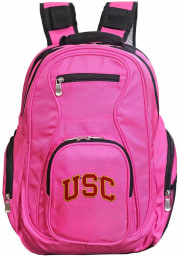 USC Trojans Pink 19 Laptop Backpack