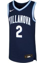Nike Villanova Wildcats Youth Retro Navy Blue Basketball Jersey